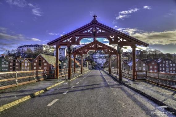 Trondheim Gamle bybro