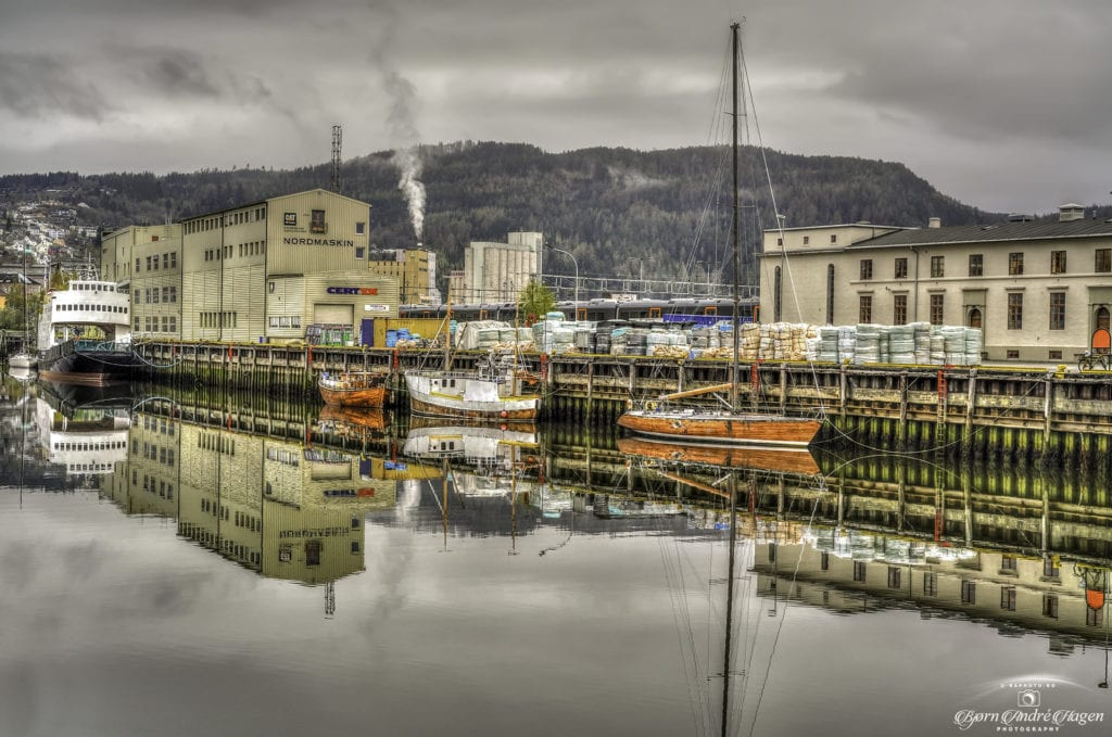 Trondheim port #1