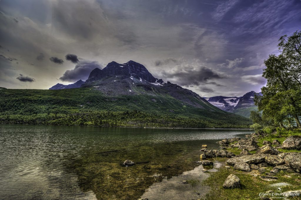 Innerdalsvatna-Skarfjellet