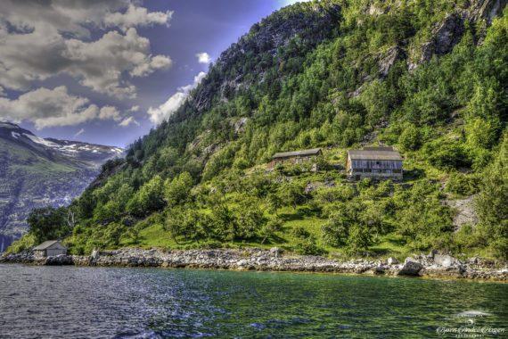 Fjordgård Geirangerfjord
